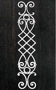 インレイ デザイン