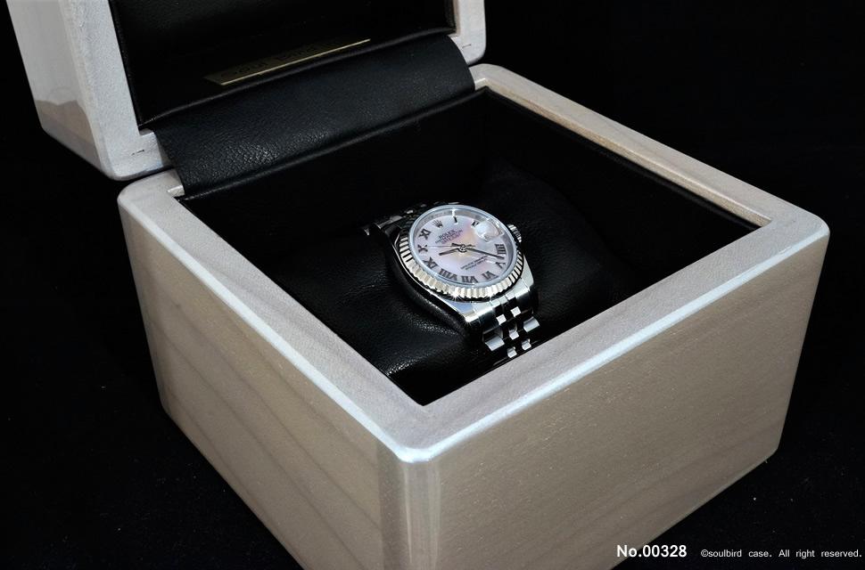 高級時計ケース 1本用