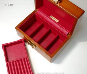 高級時計ケース内装加工 No.12 内装加工 ¥10100