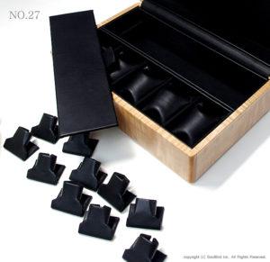 高級時計ケース内装加工 No.27 内装加工代 ¥26000