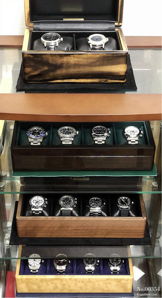 腕時計コレクション