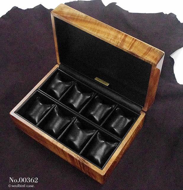 コア材 8本用時計ケース