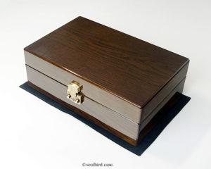 オーク材top木 時計ケース
