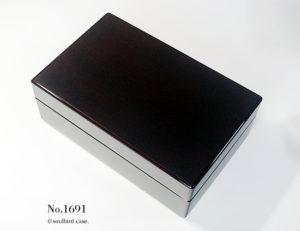 ホンジュラス産マホガニー材 10本用 時計ケース