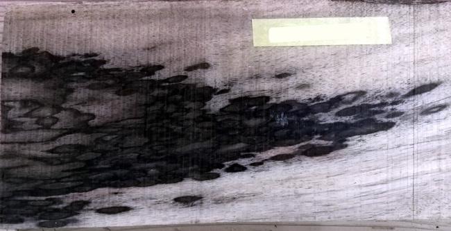黒柿板材 20180821