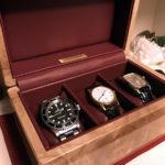 バール 3本用時計ケース