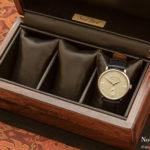 インドローズ材 時計ケース