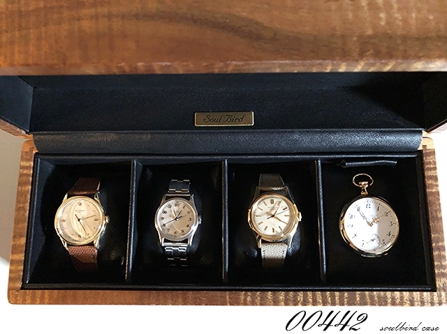 コア材4本仕様時計ケース