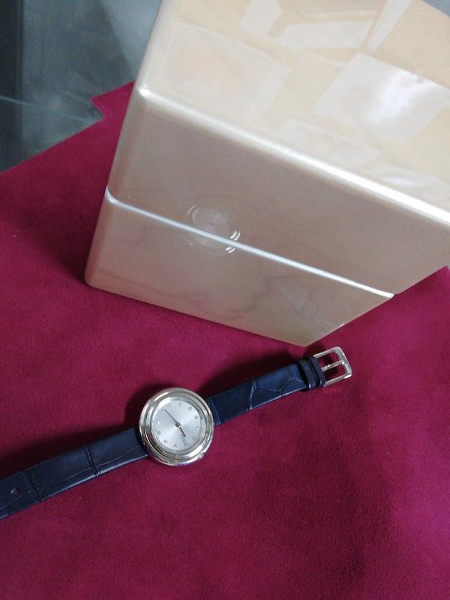 ソウルバード 時計ケース