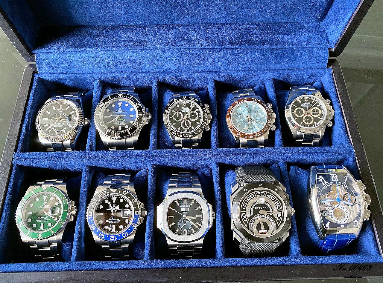 時計ケース 10本用