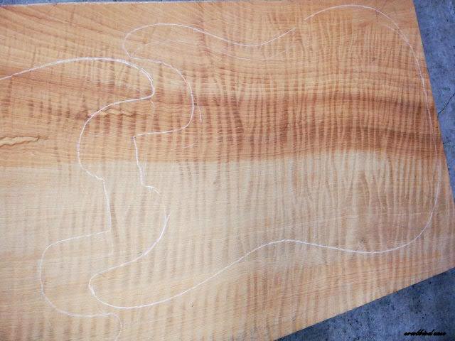 トチカーリー板材