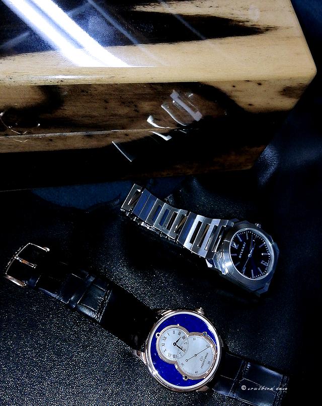時計ケースとジャケドロー