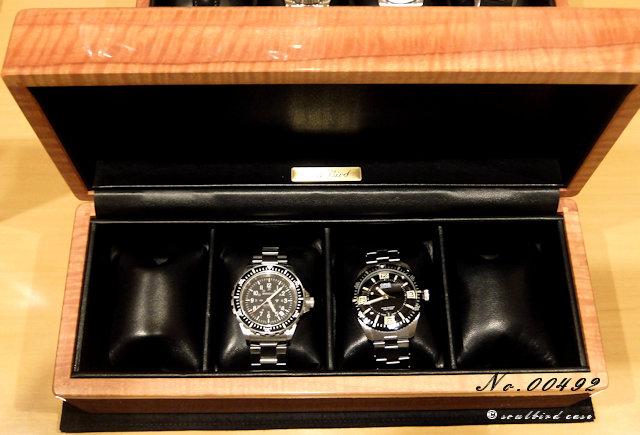 タブ 5本用時計ケース