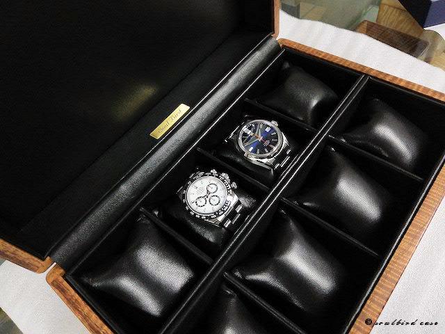 グランドセイコーとコア材時計ケース