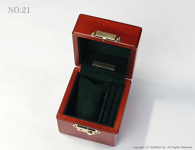 ソウルバードの時計ケースの内装加工No.21