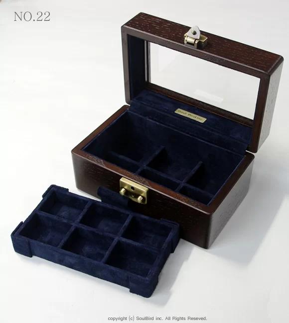 ソウルバードの時計ケースの内装加工No.22