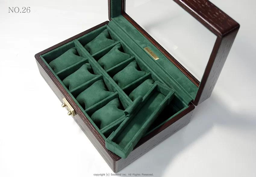 ソウルバードの時計ケースの内装加工No.26