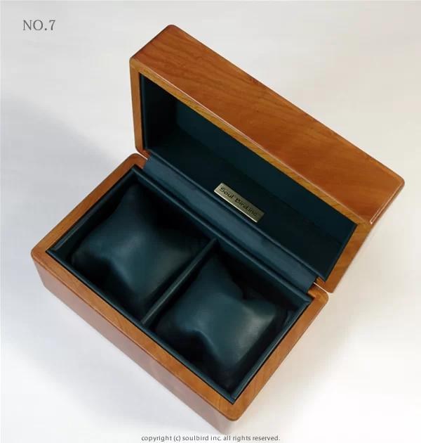 ソウルバードの時計ケースの内装加工No.7