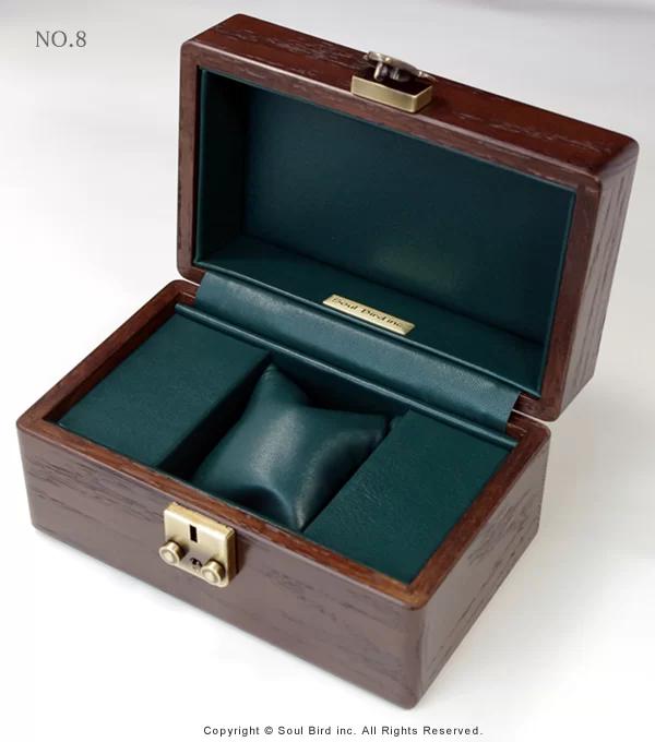 ソウルバードの時計ケースの内装加工No.8